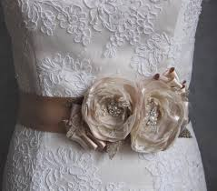wedding dress sashes 66 gorgeous bridal wedding sash ideas that are worth copying