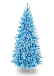 artificial colored trees lights decoration