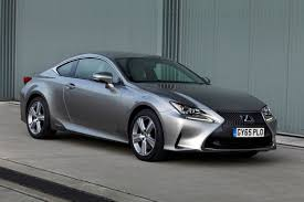 lexus two door coupes lexus rc coupe review 2015 parkers