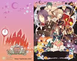 0 ji no kane no cinderella halloween wedding zerochan anime