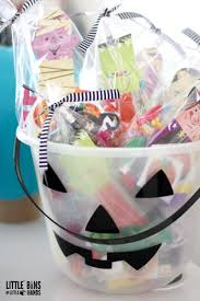Gift Baskets For Halloween by Non Candy Halloween Treats And The Teal Pumpkin Project