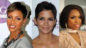 50 best short hairstyles for black women over 40 youtube