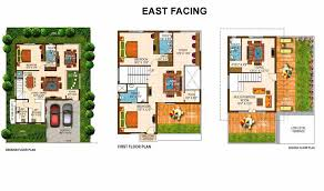 villa floor plan overview richmond villas hydershakote hyderabad keerthi