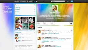 layout of twitter page how to set up the new twitter layout with secret tips louise