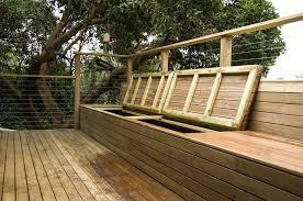 deck bench seating dimensions diy storage bench seat deck designs