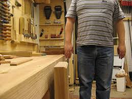Ideal Woodworking Workbench Height by Workbench Height Standard Best House Design Comfortable