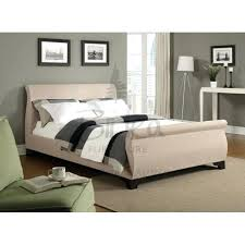 Upholstered King Size Bed T4taharihome Page 52 Upholstered Bed Frames Heavy Duty Steel Bed