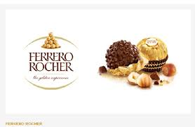 Ovos de Páscoa Ferrero Rocher
