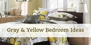 Gray And Yellow Bedroom Designs Gray And Yellow Bedding Bedroom Decor Ideas We Involvery