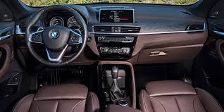 bmw inside 2016 bmw x1 review
