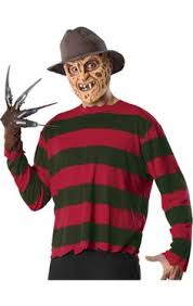 Scary Halloween Costumes Boys Wished Nowwish Freddy Krueger Child Costume