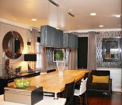 black mold dining room contemporary with molding trim metal
