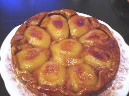 cuisine roborative cycle cuisine bourgeoise tarte tatin aux poires et aux gingembre