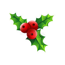 christmas mistletoe christmas mistletoe icon stock image image 27389121
