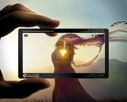 view finder business cards for photographers