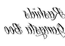 gangster fonts for tattoos rashids gangsta boo tattoo in nue font