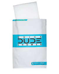 singles dude shower 10pk singles body wipes for men u2013 dudeproducts
