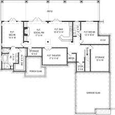 home plans with basements simple house plans with basement 2017 house plans and home design