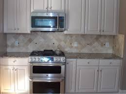 kitchen tile backsplash design 4x4 noce travertine tile backsplash designs for kitchens