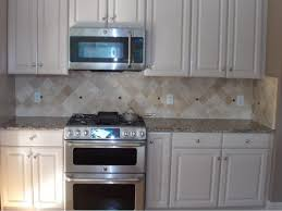 Travertine Tile For Backsplash In Kitchen - 4x4 noce travertine tile backsplash designs for kitchens