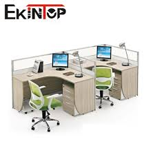 Office Table With Partition Office Cubicle Design Office Cubicle Design Suppliers And