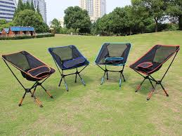 Ultra Light Folding Chair Ultralight Camping Fishing Chairs Outdoor Barbecue Portable