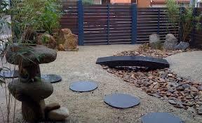 karesansui style garden asian garden melbourne by bespoke