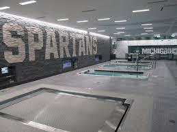 Interactive Map Msu Michigan State University Athletic Training