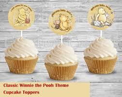 pooh baby shower etsy