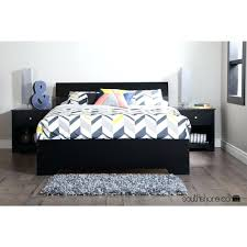 Queen Size Bed With Trundle Nordic Bed Frame Elena Black Wood Queen Size Bed Sears King Bed