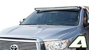 rough country light bar mounts toyota tundra led light bar roof mount for 52 curved 2007 2013