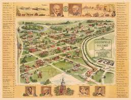 Knotts Berry Farm Map Gorillas Don U0027t Blog Greenfield Village 1954