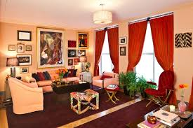Curtains With Red What Colour Curtains With Cream Walls And Black Sofa Memsaheb Net
