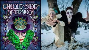 mardi gras voodoo 50 two tickets to the cirque side of the moon a voodoo mardi