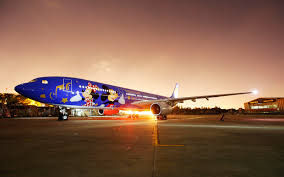 there u0027s a new disney themed airplane travel leisure