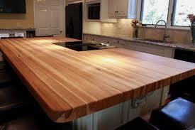 kitchen island wood countertop island countertop stylish walnut wood countertop with undermount