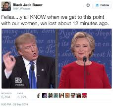 Memes Debate - the best part of the first presidential debate was obviously the memes