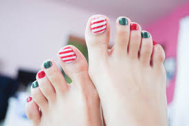 cute toenail designs for 4th of july cute fourth of july toe nail