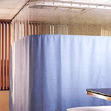Cubicle Curtains With Mesh S U0026k Theatrical Draperies Cyclorama Muslin Drop