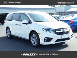 2018 new honda odyssey ex l automatic at honda of escondido