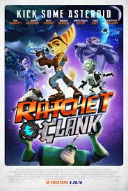 ratchet and clank movie poster where can i buy a print cinema