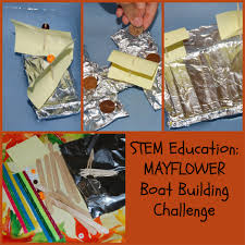 stem education for kids stem education for kids mayflower boat