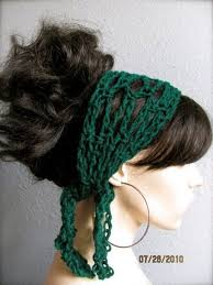 crochet hair band best 25 crochet hair accessories ideas on crocheted