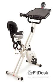 fitdesk v2 0 desk exercise bike with massage bar review top