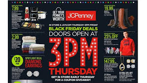jc penney black friday 2016 ad