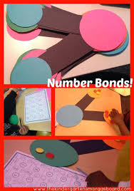 using number bonds to teach students how to decompose numbers