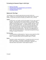 cover letter examples of apa format essays sample of apa format