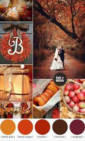 fall colors for weddings best 25 fall color palette ideas on fall color
