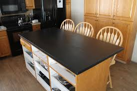 kitchen countertop decor ideas decor impressive modern soapstone vs granite with classic style