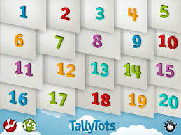 counting numbers 1 to 20 tallytots counting android apps on play